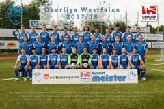 TSG Sprockhövel - Oberligamannschaft 2017/18