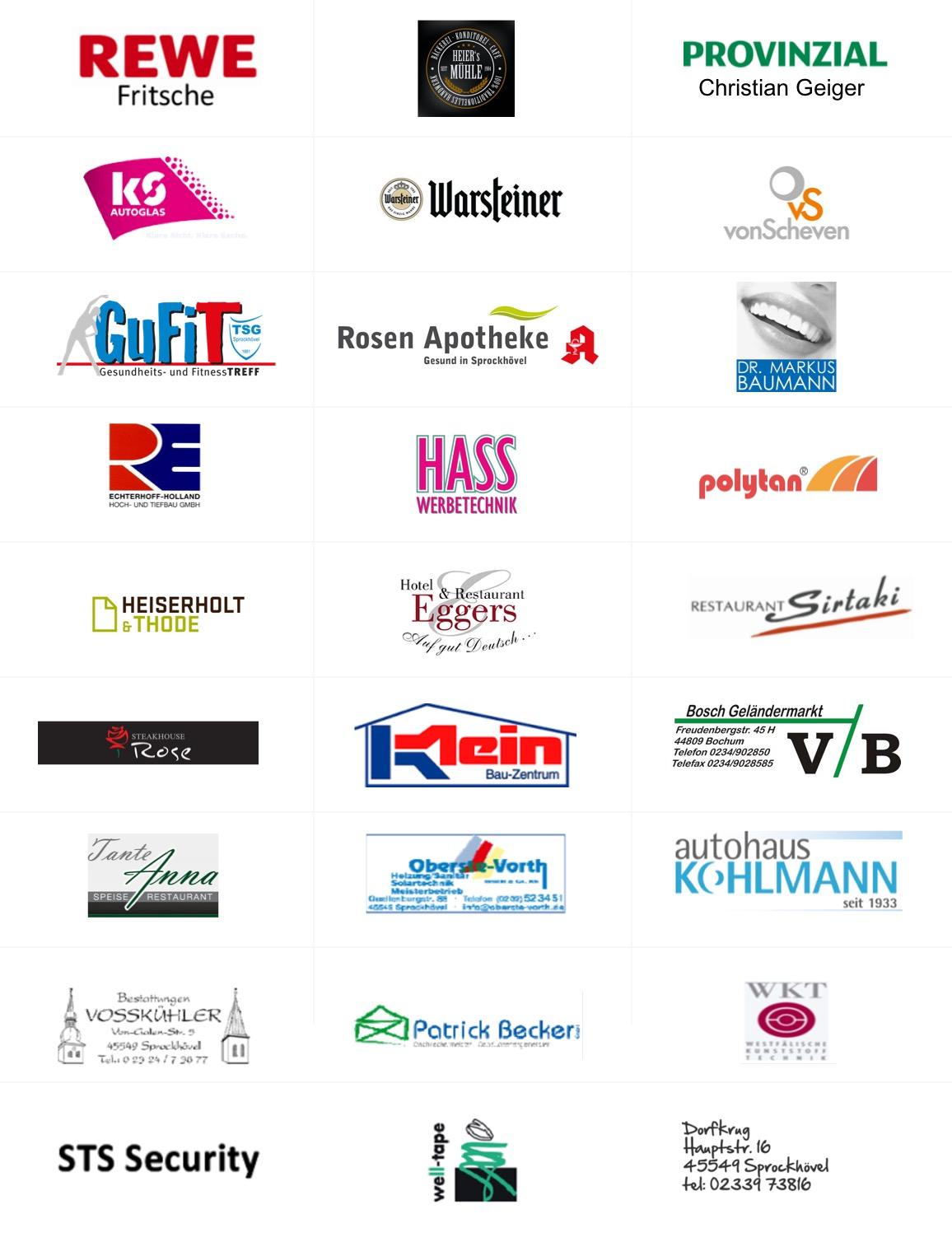 classic sponsors