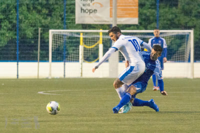 FC Brünninghausen - TSG Sprockhövel 3:1 -- Oberliga Westfalen 17/18