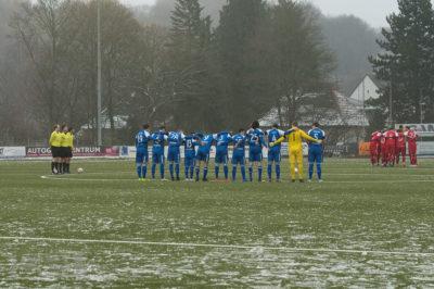 TSG Sprockhövel - Rot-Weiss Ahlen 3:1 -- Oberliga Westfalen, Saison 17/18