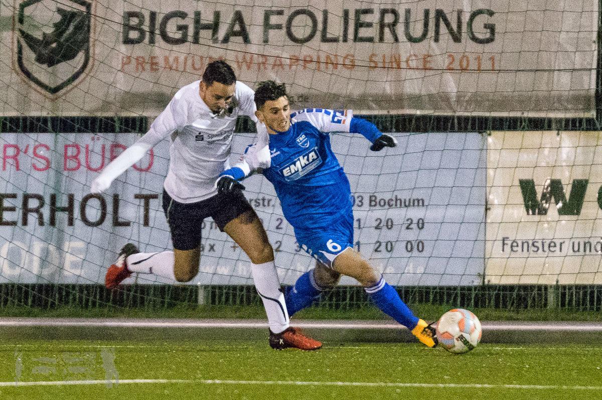 Vorbereitungsspiel: TSG Sprockhövel - SC Obersprockhövel 4:1