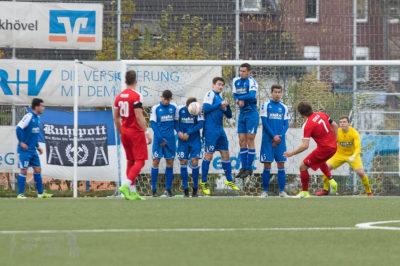TSG Sprockhövel - 1. FC Kaan-Marienborn 1:1 -- Oberliga Westfalen,